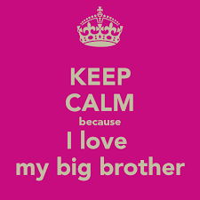 Keep Calm Brother
